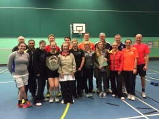 1st and 3rd Teams - Shield Winners 2015